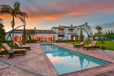 18487 Lago Vista, Rancho Santa Fe, CA 92067 - MLS#: 170022775