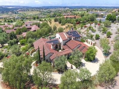 7848 Sendero Angelica, San Diego, CA 92127 - MLS#: 170023092