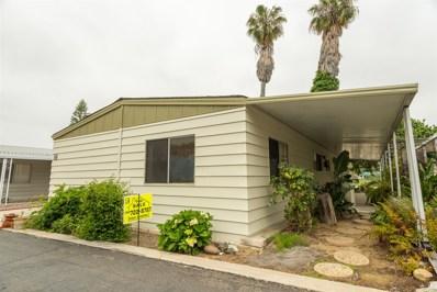 350 N El Camino Real UNIT 16, Encinitas, CA 92024 - MLS#: 170024791