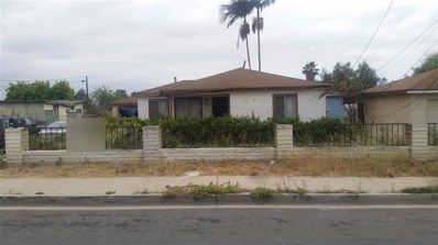 3501 Vista Lane, san ysidro, CA 92173 - MLS#: 170026437