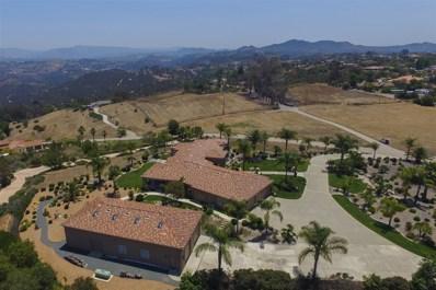 10310 Vista Montanoso, Escondido, CA 92026 - MLS#: 170028317