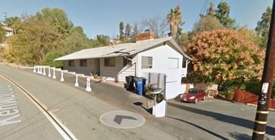 3605 Kenwood, Spring Valley, CA 91977 - MLS#: 170028849