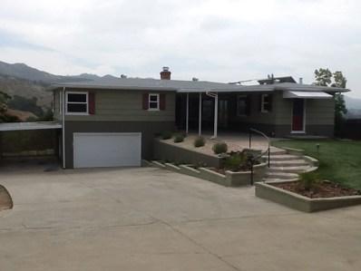 1859 Ridgecrest Ter, El Cajon, CA 92021 - MLS#: 170028918