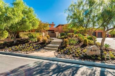6667 Duck Pond Lane, San Diego, CA 92130 - MLS#: 170029764