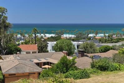 8305 Calle Del Cielo, La Jolla, CA 92037 - MLS#: 170030729