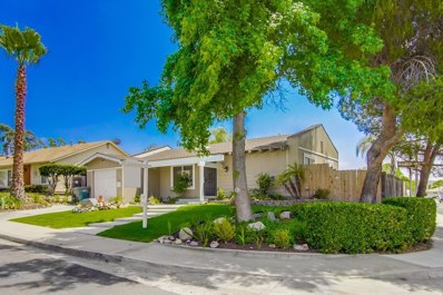 12801 Amber Hill Ln, Poway, CA 92064 - MLS#: 170031106