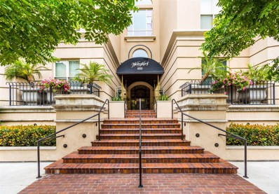 650 Columbia St UNIT 417, San Diego, CA 92101 - MLS#: 170032875
