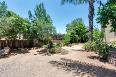226 Park Blvd, El Cajon, CA 92021 - MLS#: 170033574