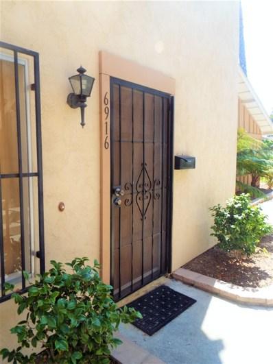 6916 Camphor Ln, San Diego, CA 92139 - MLS#: 170034360