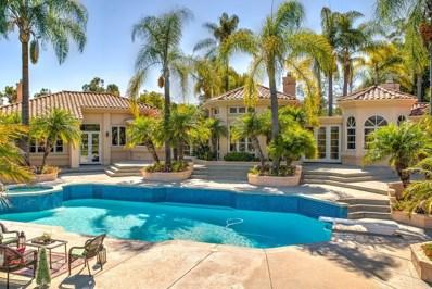 6352 Rancho Diegueno, Rancho Santa Fe, CA 92067 - MLS#: 170034454