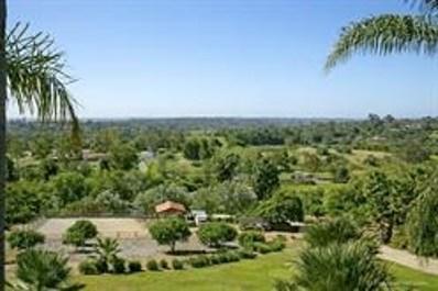 18245 Paseo Victoria, Rancho Santa Fe, CA 92067 - MLS#: 170034480