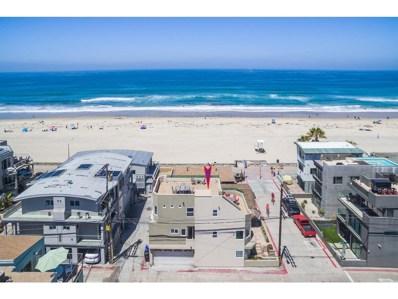 711 San Jose Pl, San Diego, CA 92109 - MLS#: 170034737