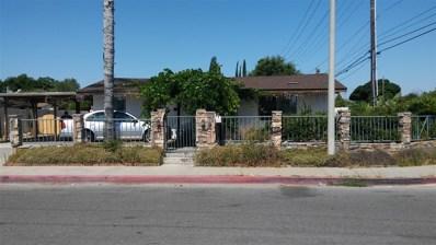 524 E Lincoln Avenue, Escondido, CA 92026 - MLS#: 170035017