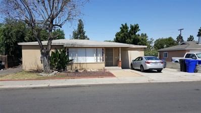 3860 Vista Grande Dr, San Diego, CA 92115 - MLS#: 170035043