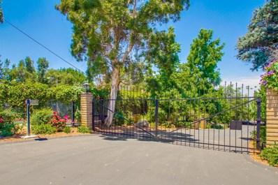 145 La Cresta Heights, El Cajon, CA 92021 - MLS#: 170035598
