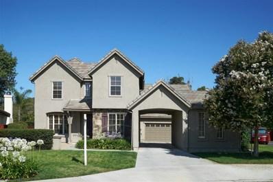 538 Chesterfield Circle, San Marcos, CA 92069 - MLS#: 170035788