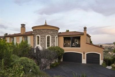 7831 Camino De La Dora, Rancho Santa Fe, CA 92067 - MLS#: 170036220