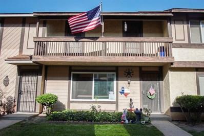 3035 Iris Ave UNIT C, San Diego, CA 92173 - MLS#: 170036661
