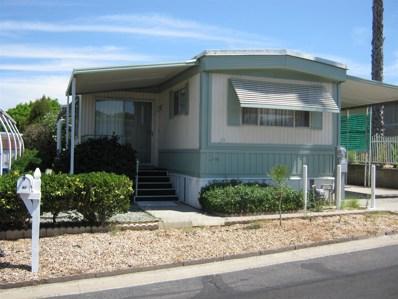 1120 E Mission Rd UNIT 90, Fallbrook, CA 92028 - MLS#: 170036691