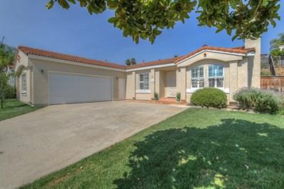 2268 Dante Terrace, Vista, CA 92084 - MLS#: 170037238