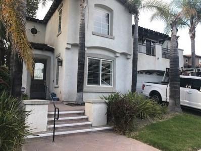 1520 Hillsborough Street, Chula Vista, CA 91913 - MLS#: 170037910