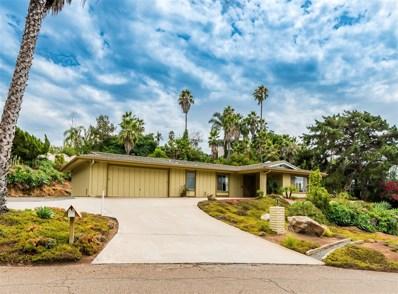 1869 Sunrise Drive, Vista, CA 92084 - MLS#: 170038254