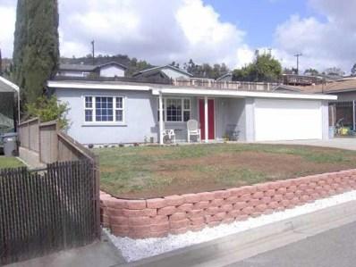 9137 Heatherdale St, Santee, CA 92071 - MLS#: 170038373