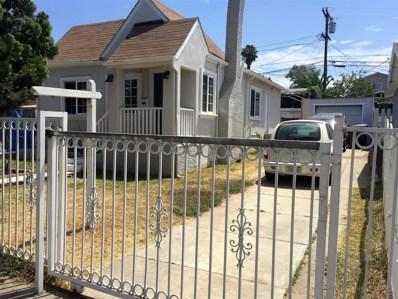 3613 Chamoune Avenue, San Diego, CA 92105 - MLS#: 170038384