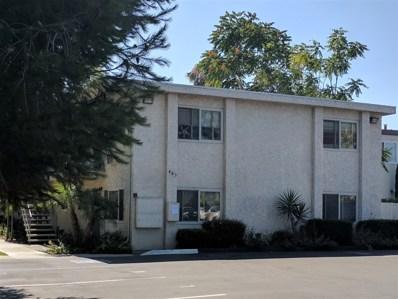 403 Emerald Avenue UNIT 2, El Cajon, CA 92020 - MLS#: 170038636
