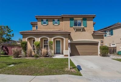 315 Corte Castillo, Chula Vista, CA 91914 - MLS#: 170038913