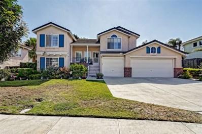 5019 Milissi Way, Oceanside, CA 92056 - MLS#: 170039470