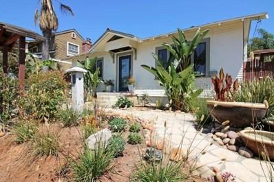 1943-41 Edgemont, San Diego, CA 92102 - MLS#: 170039560