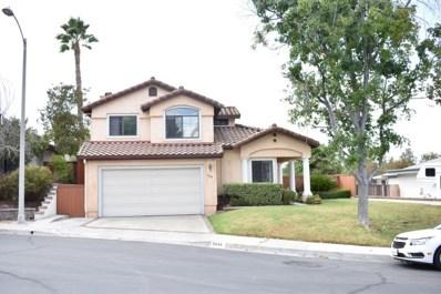 8644 Paseo Ladera, Santee, CA 92071 - MLS#: 170040001