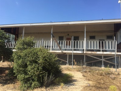 1591 Kimberly Way, Campo, CA 91906 - MLS#: 170040095