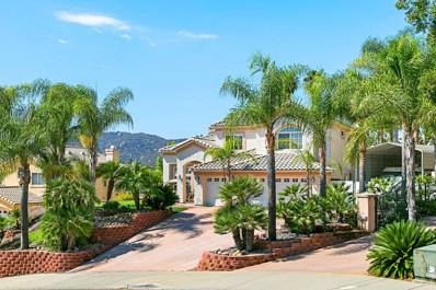 13651 Summer Glen Vista, El Cajon, CA 92021 - MLS#: 170040386