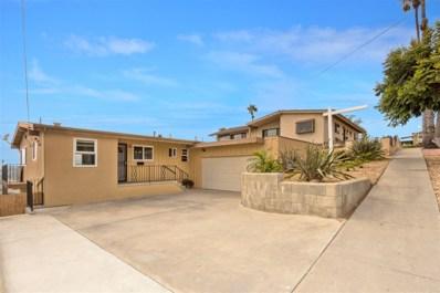 3722 Mount Sandy Dr, San Diego, CA 92117 - MLS#: 170040920