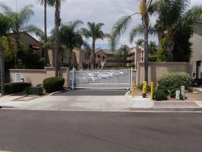 4540 60th Street UNIT #106, San Diego, CA 92115 - MLS#: 170041364