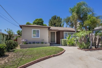 3574 Trophy, La Mesa, CA 91941 - MLS#: 170041791