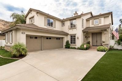 3179 Ferncreek Lane, Escondido, CA 92027 - MLS#: 170041995