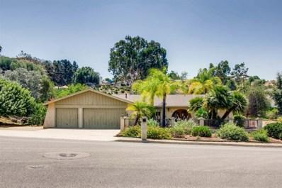 421 Vista Del Escuela, El Cajon, CA 92019 - MLS#: 170042002