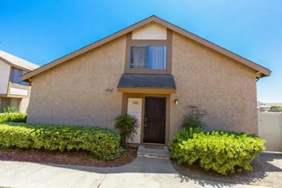 6982 Appian Drive, San Diego, CA 92139 - MLS#: 170042154