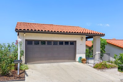 6110 Caminito Sacate, San Diego, CA 92120 - MLS#: 170042168