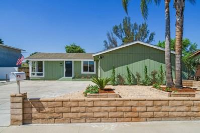 1364 Naranca Ave, El Cajon, CA 92021 - MLS#: 170042291
