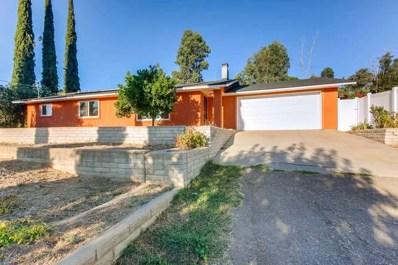 1258 Ramona, Ramona, CA 92065 - MLS#: 170042296