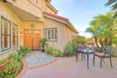 2466 Vista Valley Lane, Vista, CA 92084 - MLS#: 170042364