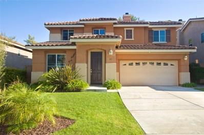 251 Glendale Ave., San Marcos, CA 92069 - MLS#: 170042392