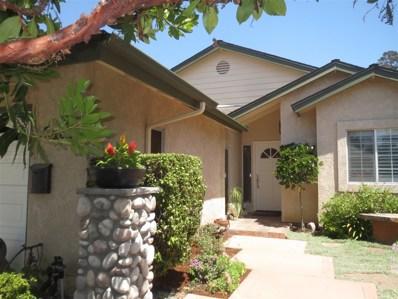 5101 Argonne Court, San Diego, CA 92117 - MLS#: 170042540