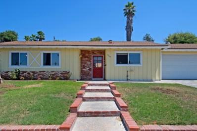 9763 Domer Road, Santee, CA 92071 - MLS#: 170042626
