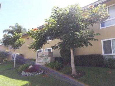 6401 Mt. Ada UNIT 147, San Diego, CA 92111 - MLS#: 170042737