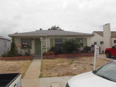 5519 Alleghany St, San Diego, CA 92139 - MLS#: 170042971